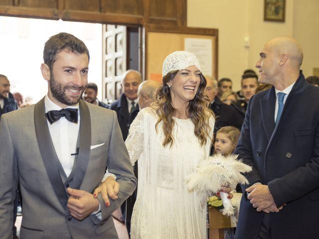 Il matrimonio di Daniele e Valeria a Serra Sant'Abbondio, Pesaro - Urbino 14
