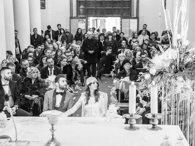 Il matrimonio di Daniele e Valeria a Serra Sant'Abbondio, Pesaro - Urbino 15