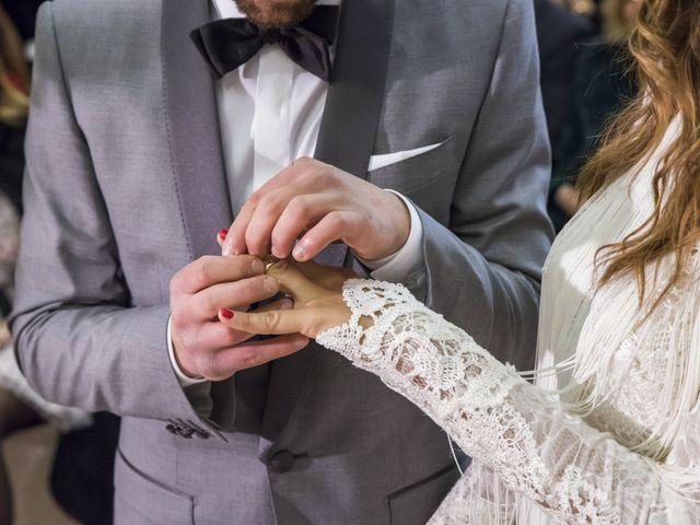 Il matrimonio di Daniele e Valeria a Serra Sant'Abbondio, Pesaro - Urbino 16