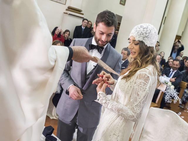 Il matrimonio di Daniele e Valeria a Serra Sant'Abbondio, Pesaro - Urbino 17