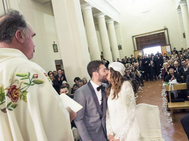 Il matrimonio di Daniele e Valeria a Serra Sant'Abbondio, Pesaro - Urbino 18