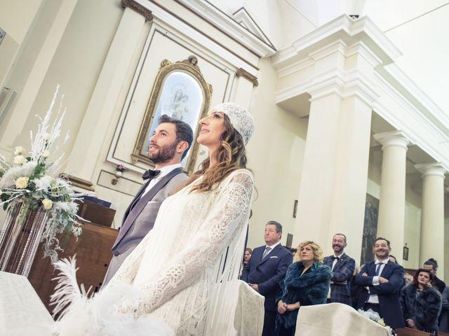 Il matrimonio di Daniele e Valeria a Serra Sant'Abbondio, Pesaro - Urbino 19