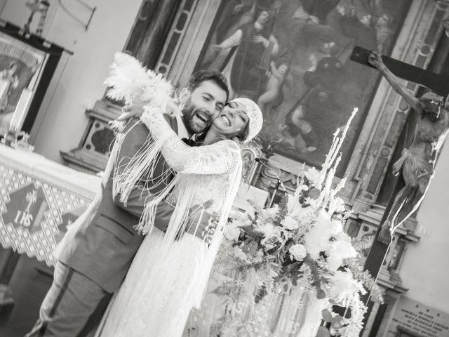 Il matrimonio di Daniele e Valeria a Serra Sant'Abbondio, Pesaro - Urbino 20