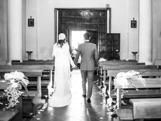 Il matrimonio di Daniele e Valeria a Serra Sant'Abbondio, Pesaro - Urbino 21