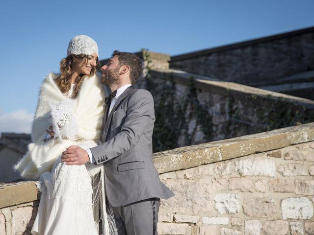 Il matrimonio di Daniele e Valeria a Serra Sant'Abbondio, Pesaro - Urbino 25