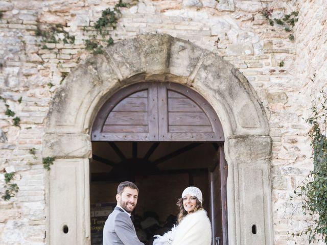Il matrimonio di Daniele e Valeria a Serra Sant'Abbondio, Pesaro - Urbino 28