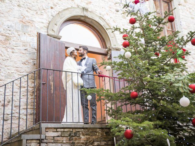 Il matrimonio di Daniele e Valeria a Serra Sant'Abbondio, Pesaro - Urbino 29