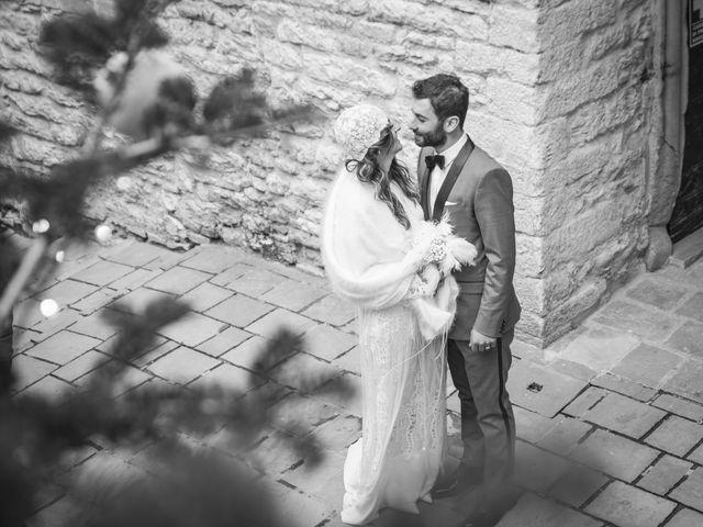 Il matrimonio di Daniele e Valeria a Serra Sant'Abbondio, Pesaro - Urbino 30