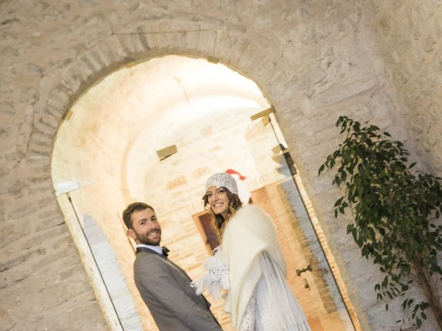 Il matrimonio di Daniele e Valeria a Serra Sant'Abbondio, Pesaro - Urbino 31