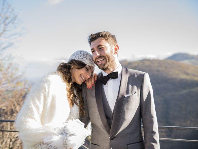 Il matrimonio di Daniele e Valeria a Serra Sant'Abbondio, Pesaro - Urbino 34