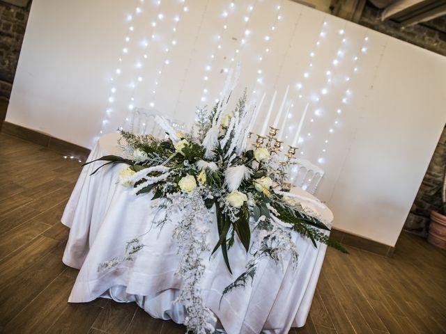 Il matrimonio di Daniele e Valeria a Serra Sant'Abbondio, Pesaro - Urbino 38
