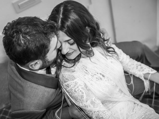 Il matrimonio di Daniele e Valeria a Serra Sant'Abbondio, Pesaro - Urbino 41