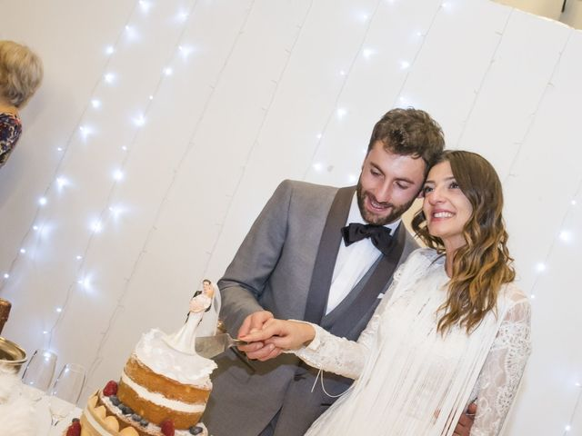 Il matrimonio di Daniele e Valeria a Serra Sant'Abbondio, Pesaro - Urbino 42