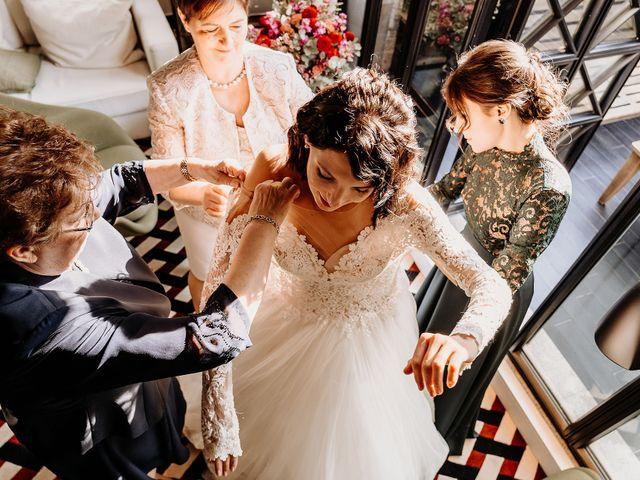 Il matrimonio di Carlo e Laura a Milano, Milano 23