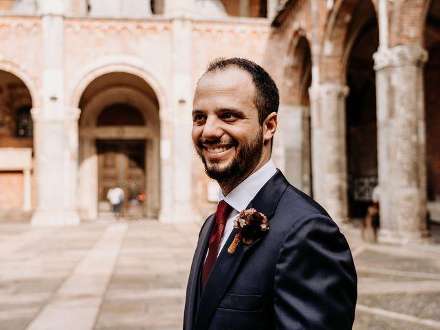 Il matrimonio di Carlo e Laura a Milano, Milano 38