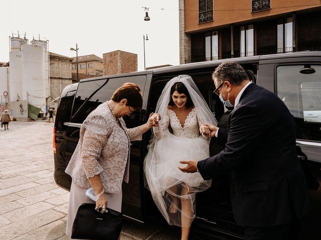 Il matrimonio di Carlo e Laura a Milano, Milano 42