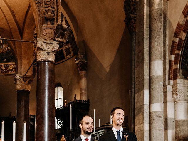 Il matrimonio di Carlo e Laura a Milano, Milano 45