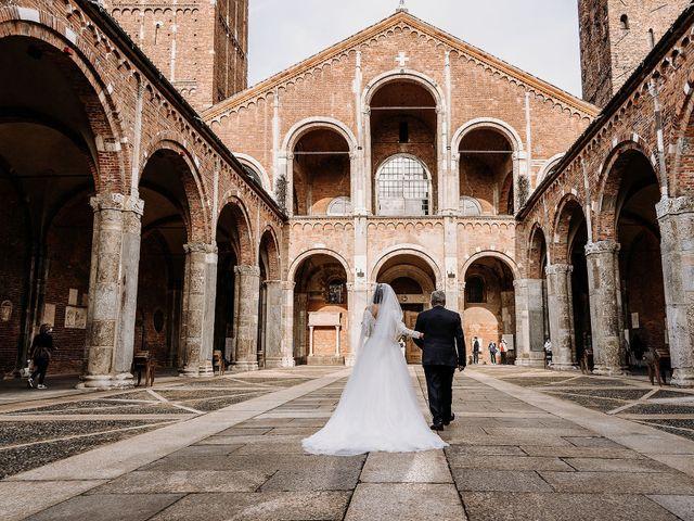 Il matrimonio di Carlo e Laura a Milano, Milano 46