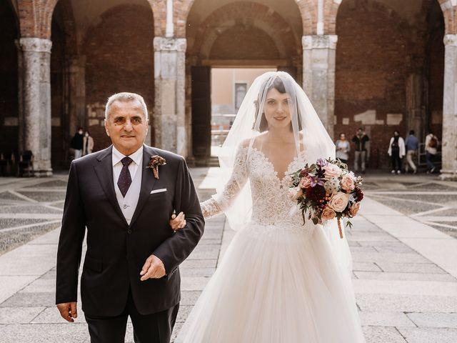 Il matrimonio di Carlo e Laura a Milano, Milano 47