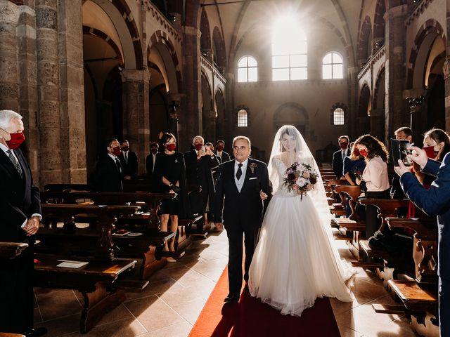 Il matrimonio di Carlo e Laura a Milano, Milano 50