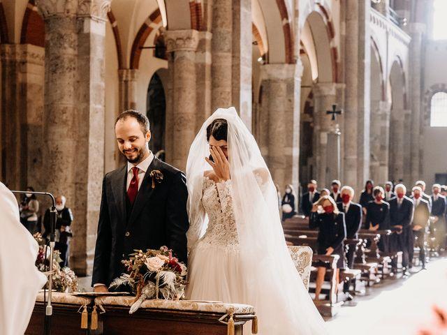 Il matrimonio di Carlo e Laura a Milano, Milano 54