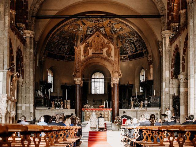 Il matrimonio di Carlo e Laura a Milano, Milano 55
