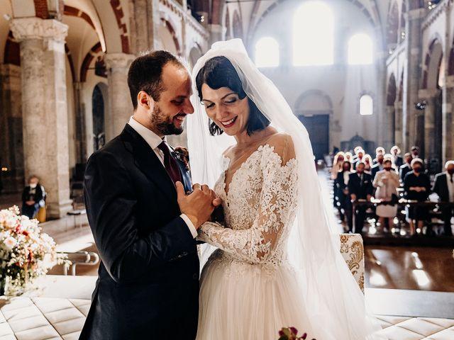 Il matrimonio di Carlo e Laura a Milano, Milano 67