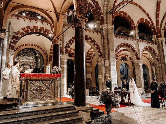 Il matrimonio di Carlo e Laura a Milano, Milano 72