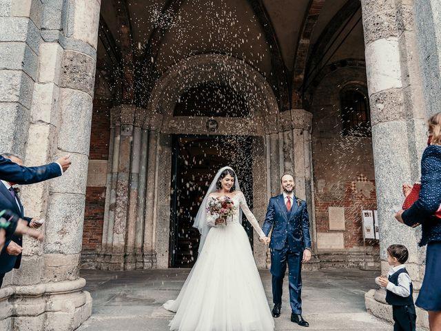 Il matrimonio di Carlo e Laura a Milano, Milano 79