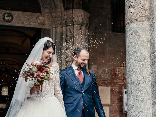 Il matrimonio di Carlo e Laura a Milano, Milano 80