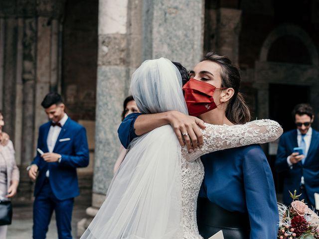 Il matrimonio di Carlo e Laura a Milano, Milano 81