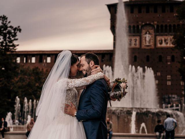 Il matrimonio di Carlo e Laura a Milano, Milano 84