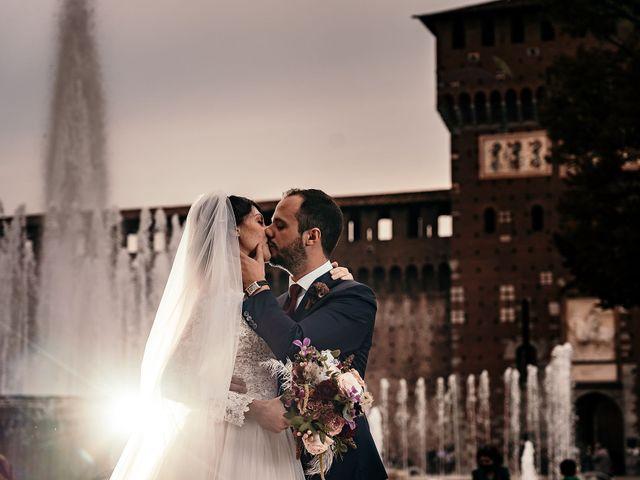 Il matrimonio di Carlo e Laura a Milano, Milano 86