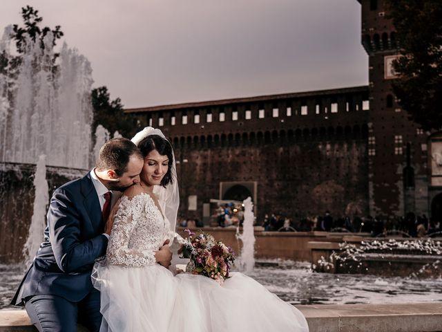 Il matrimonio di Carlo e Laura a Milano, Milano 87