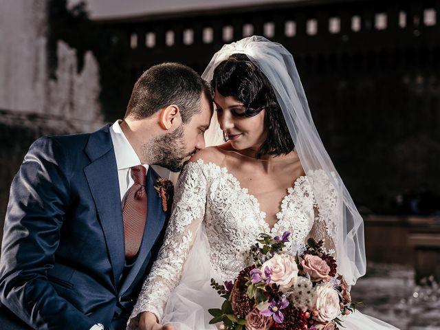 Il matrimonio di Carlo e Laura a Milano, Milano 88