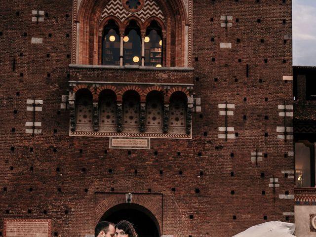 Il matrimonio di Carlo e Laura a Milano, Milano 91