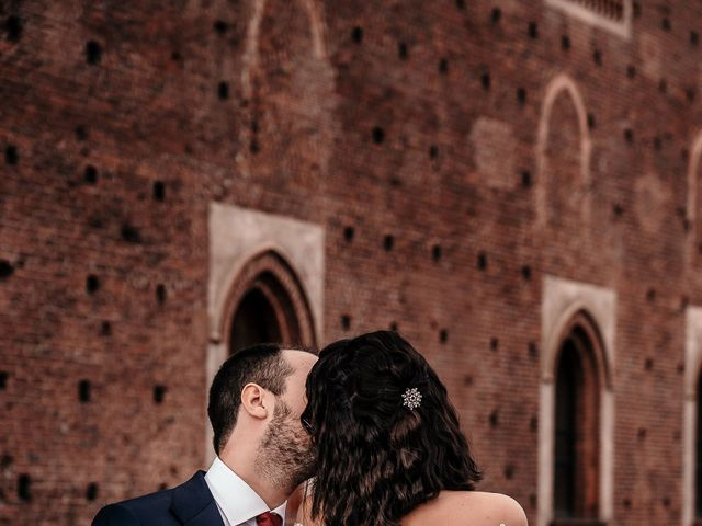 Il matrimonio di Carlo e Laura a Milano, Milano 92