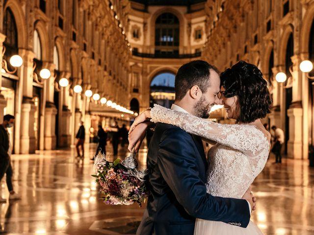 Il matrimonio di Carlo e Laura a Milano, Milano 96