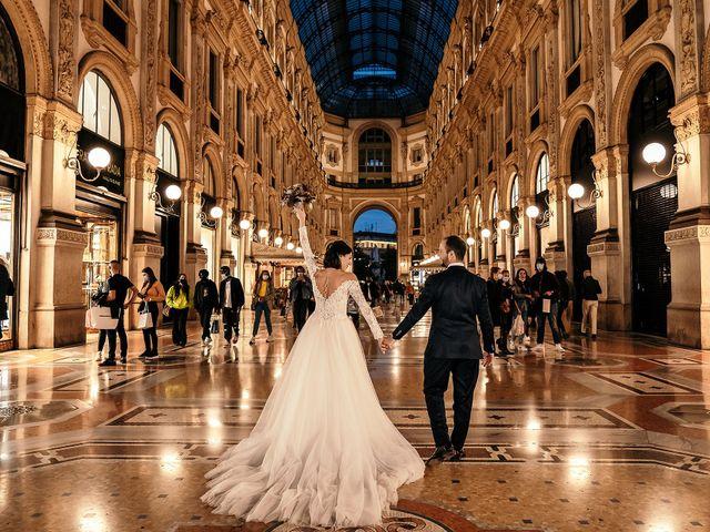 Il matrimonio di Carlo e Laura a Milano, Milano 97