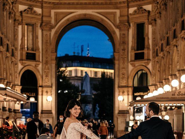 Il matrimonio di Carlo e Laura a Milano, Milano 98
