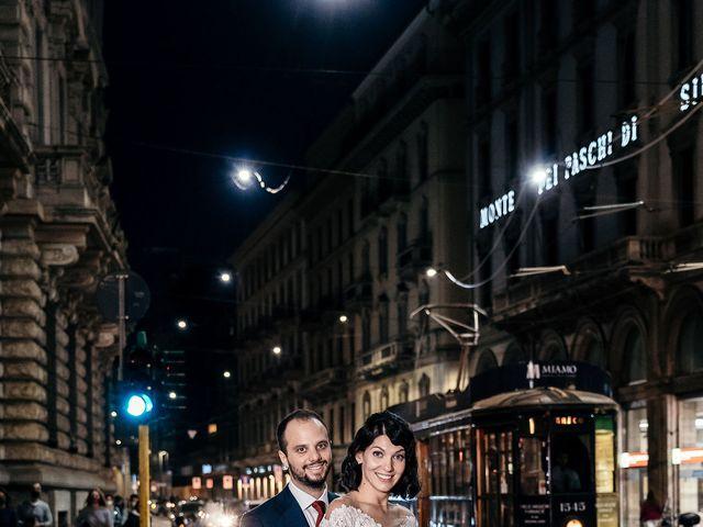 Il matrimonio di Carlo e Laura a Milano, Milano 101