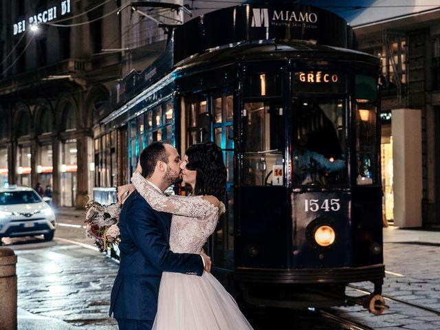 Il matrimonio di Carlo e Laura a Milano, Milano 102