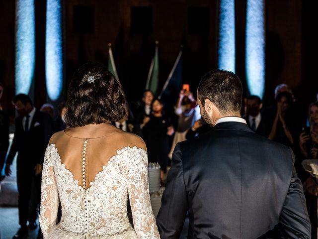 Il matrimonio di Carlo e Laura a Milano, Milano 124