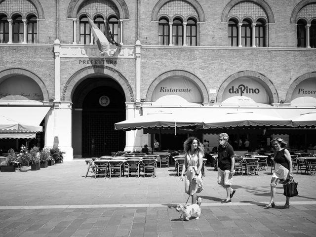 Il matrimonio di Paolo e Elena a Treviso, Treviso 17