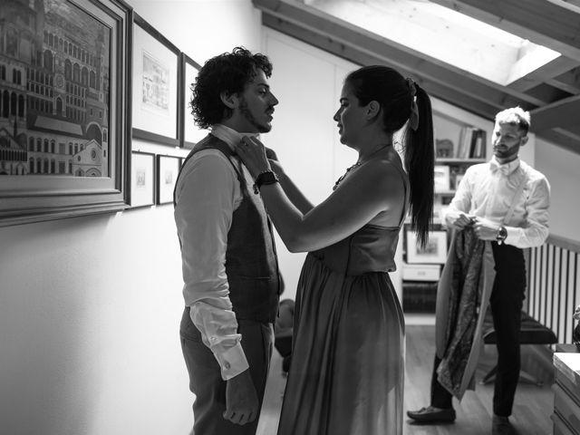 Il matrimonio di Paolo e Elena a Treviso, Treviso 27