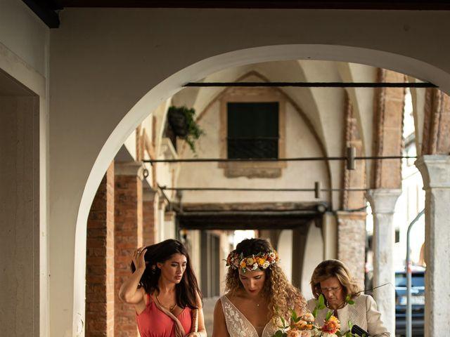 Il matrimonio di Paolo e Elena a Treviso, Treviso 48