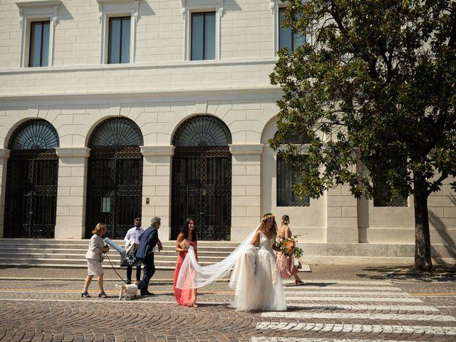 Il matrimonio di Paolo e Elena a Treviso, Treviso 51