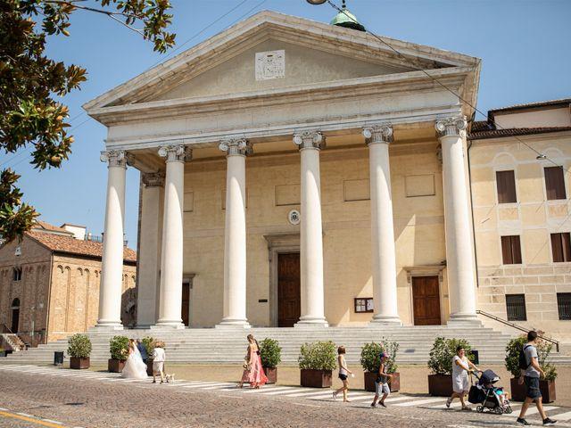 Il matrimonio di Paolo e Elena a Treviso, Treviso 52