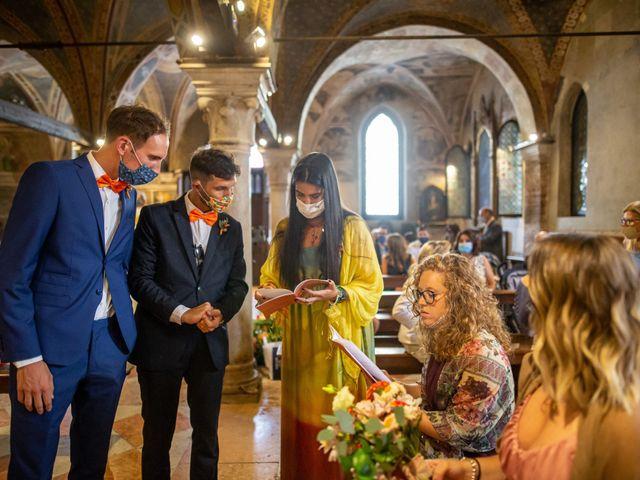 Il matrimonio di Paolo e Elena a Treviso, Treviso 55