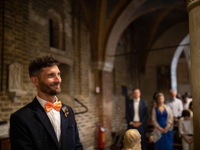 Il matrimonio di Paolo e Elena a Treviso, Treviso 101